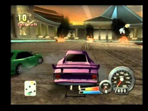 Crash N Burn Gameplay