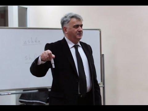 Georgian Language - Ramaz Kurdadze