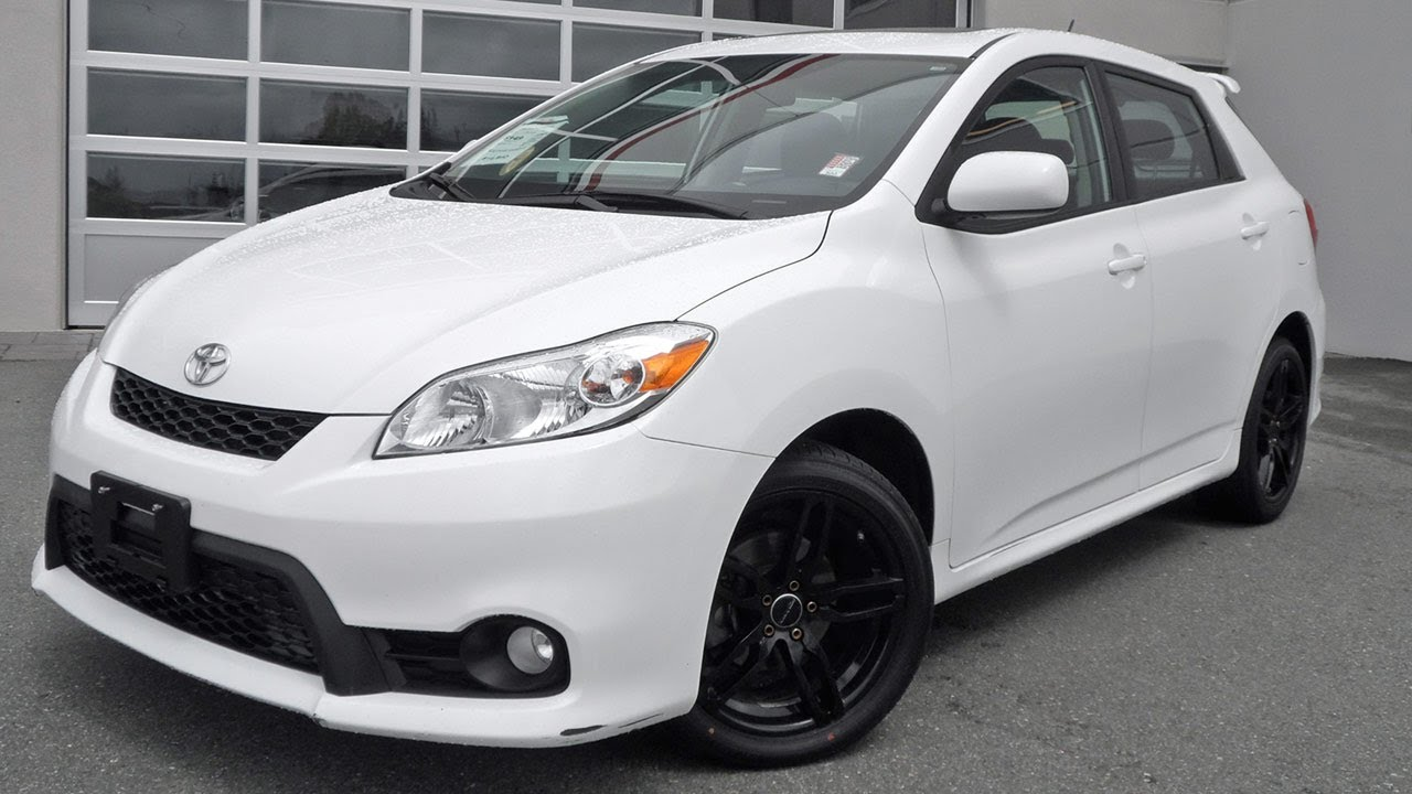 sold 2011 toyota matrix preview for sale at valley toyota scion in chilliwack b c 14767a. Black Bedroom Furniture Sets. Home Design Ideas