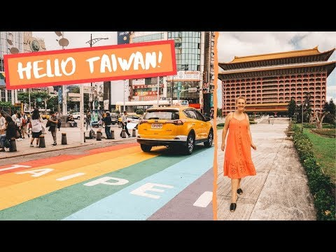 Flying Eva Air London to Taipei, Taiwan // Travel Vlog