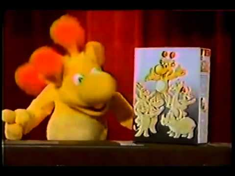 Crispy Critters 1988 Cereal Commercial