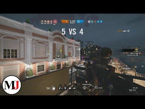 Sniper Elite w/Glaz - Rainbow Six Siege