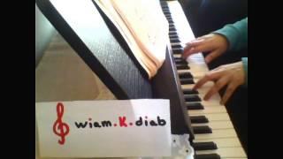 ragheb alama - nassini el donia piano- راغب علامة - نسيني الدنيا
