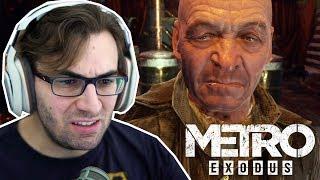 METRO EXODUS #10 - O Grande Encontro! (Gameplay em Português PT-BR)