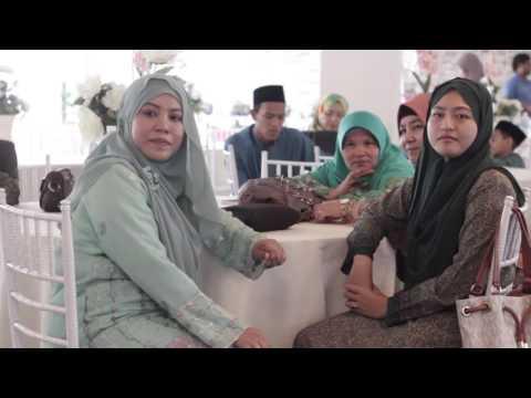 Aidil & Atikah Nikah Full Story Final