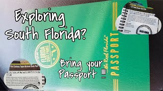Every Stamp Is a Story - FL State Parks trip