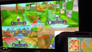 Nintendo Wii U Hands-on @CES 2012