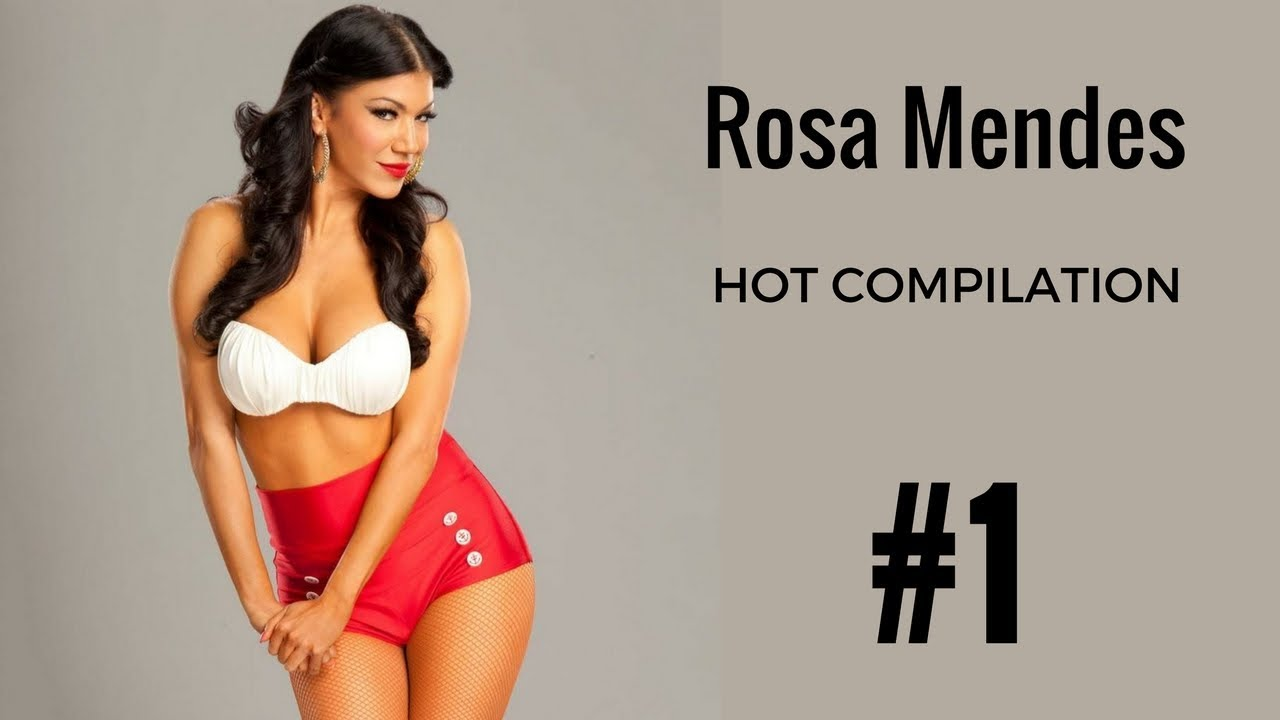 Are hot rosa mendes naked think, that