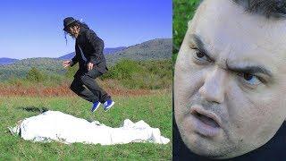 Michael Jackson u Bosni