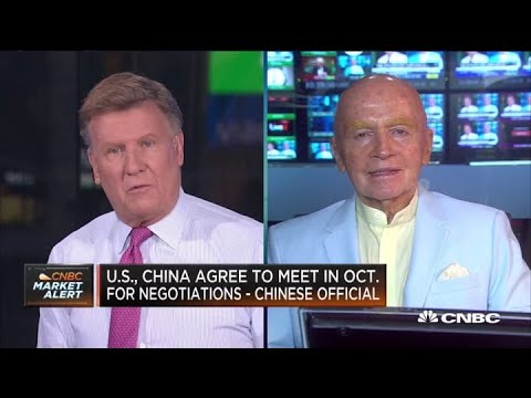 Mark Mobius On The Global Economy, Emerging Markets, China Trade And More