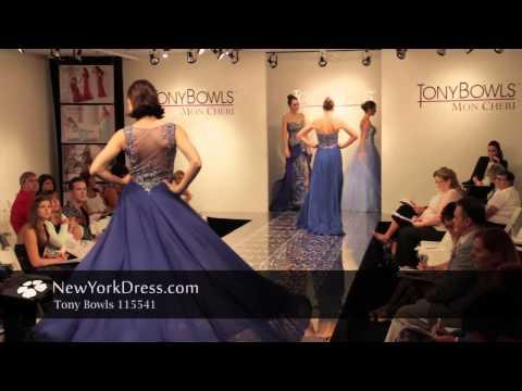 Tony Bowls 115541 Dress - NewYorkDress.com