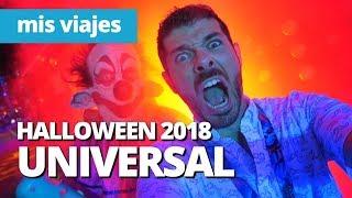 Novedades en Halloween Horror Nights 2018 | UNIVERSAL ORLANDO