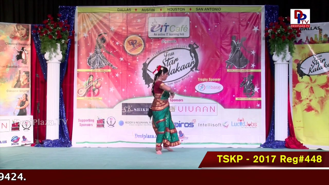 Finals Performance - Reg# TSK2017P448 - Texas Star Kalakaar 2017
