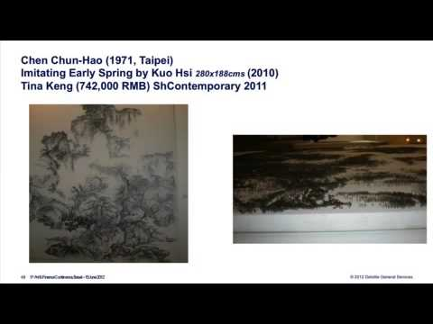 China, N°1 art market - How will China impact the emergence