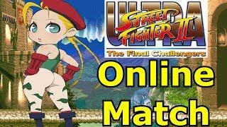 Ultra Street Fighter 2 Online Match #1 : Cammy Matches