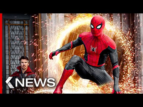 Spider-Man: No Way Home, Matrix 4, Black Panther 2, John Wick Series, Batgirl... KinoCheck News