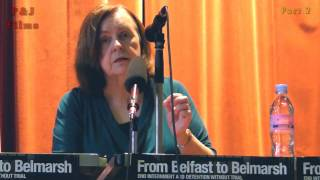 Bernadette Devlin McAliskey 2012 Scotland Irish republican meeting on political prisoners pt 2