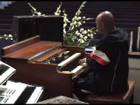 I'll Fly Away Medley Gospel Hammond B3