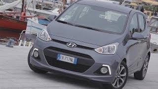 Essai Hyundai i10 1.2 Sensation 2013