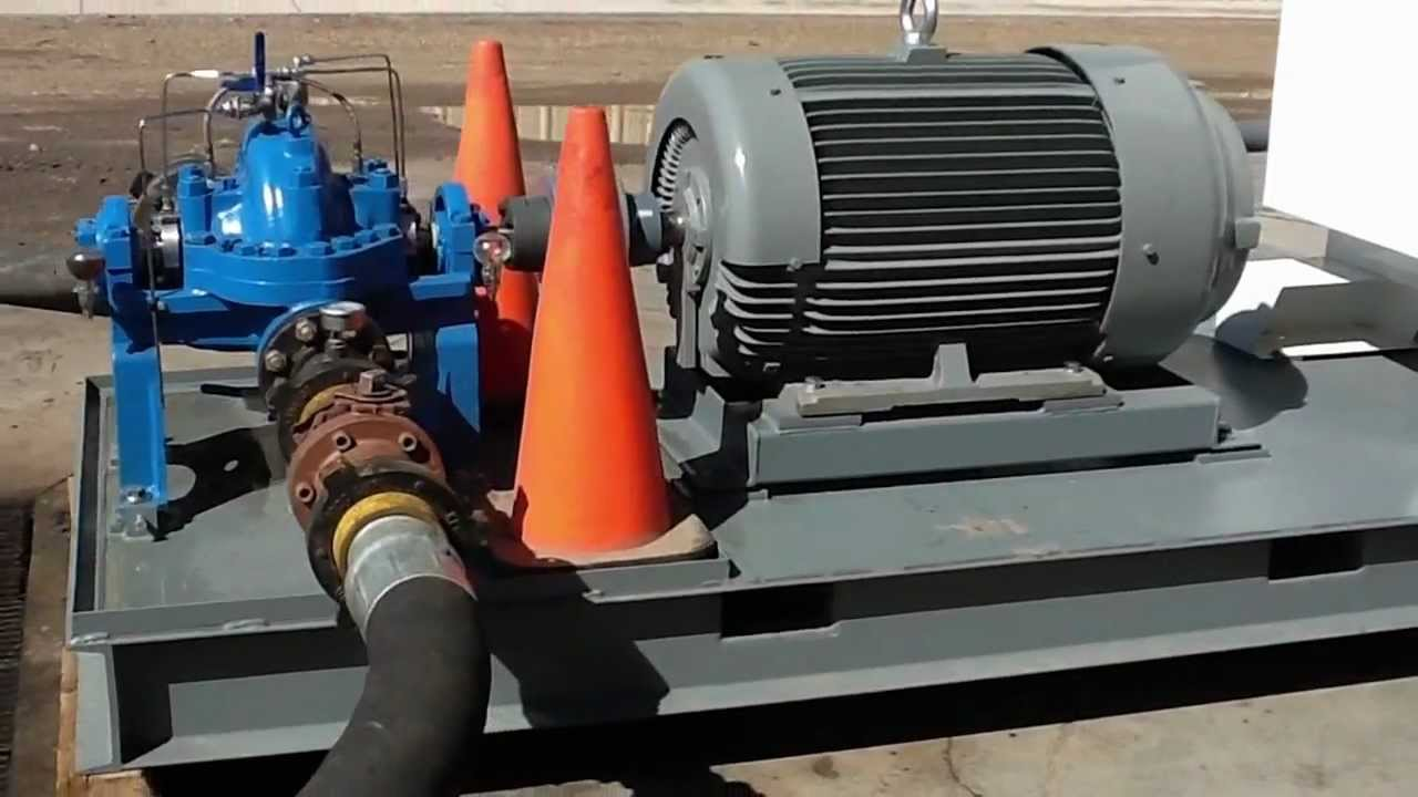 Goulds 3316 3x4x11H Centrifugal Pump Stock 56907  YouTube