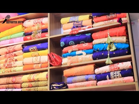 Latest Dress Collection With 200 Taka Grand Opening Discount || Girls Fashion Vlog 2 ||Reporter Rupa