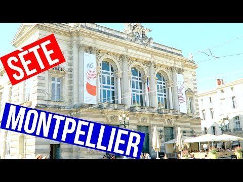 My Parents in Montpellier & Sète -   VLOG