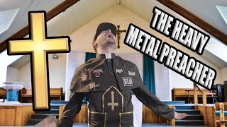 if going to church was metal
