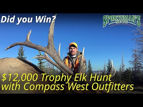 Pro Member Drawing for Compass West Outfitters