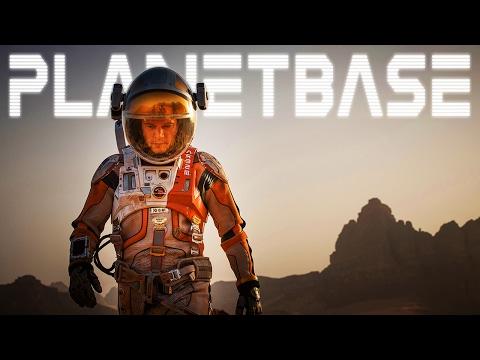 MATT DAMON ÁLMA 🐧 Planetbase