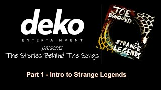 Joe Bouchard - Strange Legends (INTRO TO ALBUM)