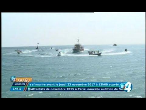 Télé Djibouti Chaine Youtube : JT Anglais du 16/11/2017