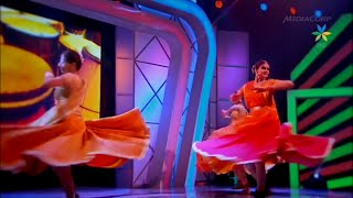 Kathak Dance by Nayantara Parpia on Vasantham TV Channel in Singapore