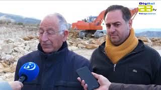 Diputación destina un millón para garantizar el abastecimiento de agua en Macael