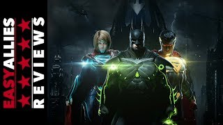 Injustice 2 - Easy Allies Review