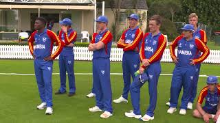 Cricket World TV - Namibia v Zimbabwe Highlights | ICC u19 World Cup 2018