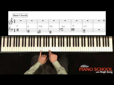Piano Improvisation Exercise  10,000 Reasons
