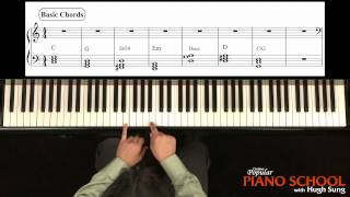 "Piano Improvisation Exercise - ""10,000 Reasons"""