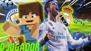 Minecraft: CR7 NA CHAMPIONS LEAGUE !?! - O Jogador (The Journey) #08 ‹ Goten ›