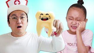 Dentist Song | Nursery rhymes & Kids song