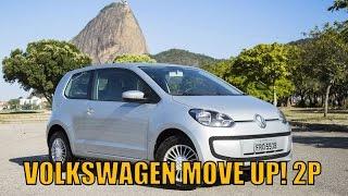 Volkswagen Move Up! 2p 2014 - Avaliação