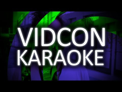 Vidcon Karaoke (Sean Caspian Style)