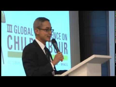 Vitit Muntarbhorn (UN Special Rapporteur) - The Role of the Justice Systems in the Eradication of CL