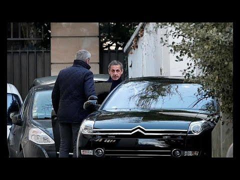 Sarkozy vai enfrentar a justiça francesa