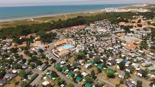 Camping Les Écureuils - St.Hilaire-de-Riez, Vendée, Frankreich
