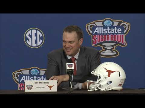 None - Longhorns set for Sugar Bowl