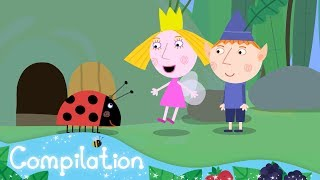 Ben and Holly's Little Kingdom | Spring! | New Compilation