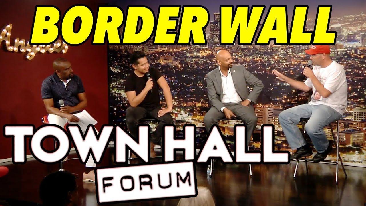 Californians Revolt Against Sanctuary Laws; Battle Open Border Activists (Town Hall - Full Video)