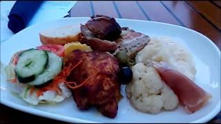 MSC Seaside - Loving the Food!!!