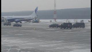 Президент России Владимир Путин 7 февраля приехал с визитом в Красноярск