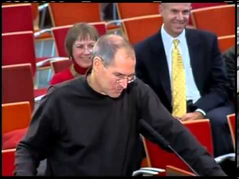 Steve Jobs presents idea for a new campus to Cupertino City Council 2006) Steve Jobs Life
